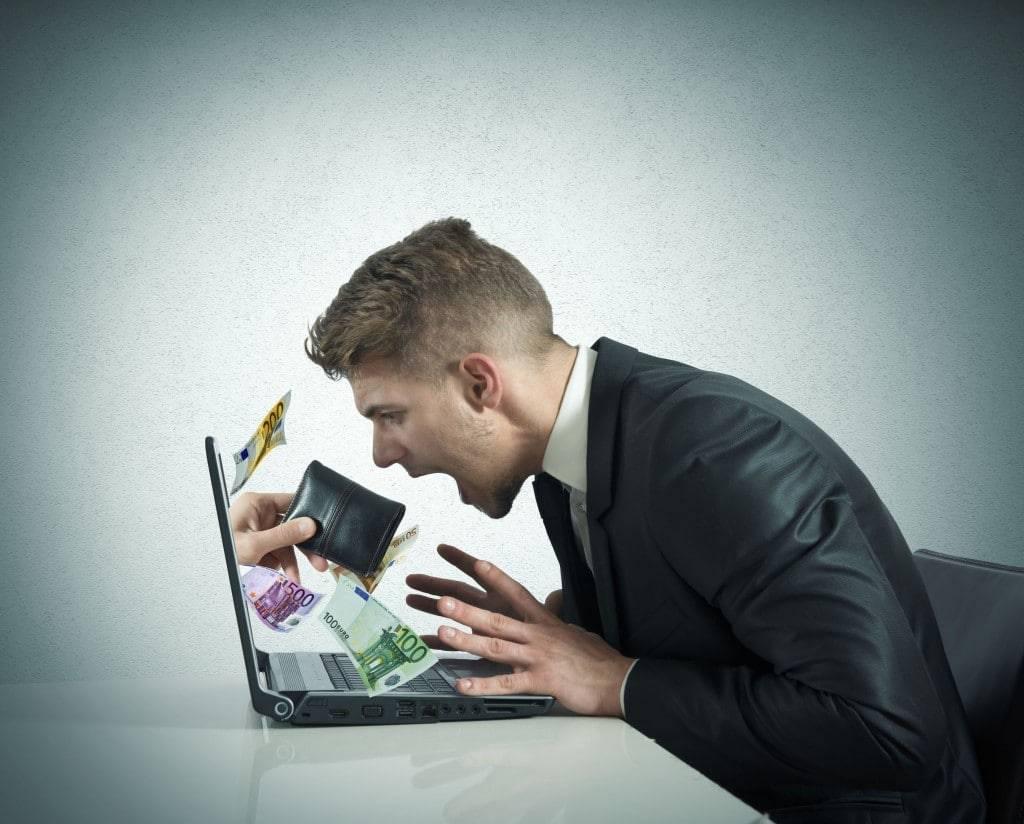 ¿Cómo actuar frente a las estafas en internet?