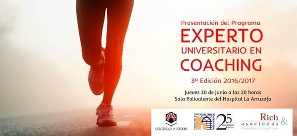 Presentación del III Título de Experto Universitario en Coaching